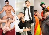 MEN update: Arad Winwin, Johnny Rapid, Paddy O'Brian, Victor D'Angelo, Theo Ross & more