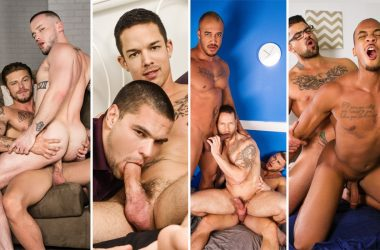 Men.com update: Colton Grey, Aspen, Nic Sahara, William Seed, Jason Vario, Kit Cohen & more