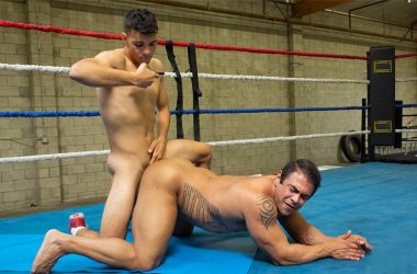 "Draven Navarro gets fucked by twink top Alex Rim in ""Dudes In Public 37"""
