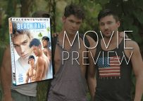 """A first look at Falcon Studios' latest gay porn movie """"Beach Rats of Lauderdale"""""""