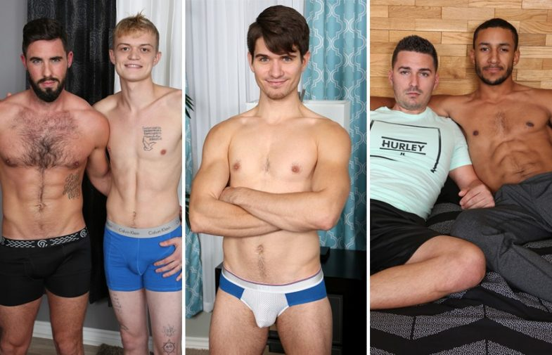 Chaosmen update with Blaze Burton, JJ Smits, Owen Forte, Jerome and Cristo
