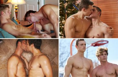 Corbin Fisher update starring Connor, Josh, Jude, Elian, Max, Beau and Dane