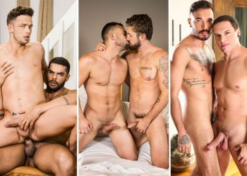 Men.com update: Lucas Fox, Damon Heart, Colby Tucker, Wesley Woods, Eddie Danger, Cris Knight