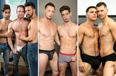 MEN update: Brandon Evans, Casey Jacks, Pierce Paris, Paddy O'Brian, Lukas Daken & more