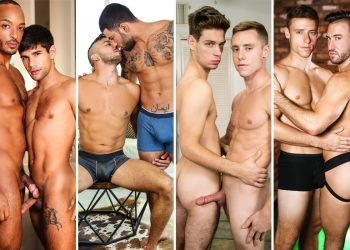 MEN update: Dillon Diaz, Ty Mitchel, Vadim Black, Shane Jackson, Justin Matthews & more