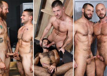 Pride Studios update: Aspen, Dustin Steele, Jack Andy, Jacob Connar, Jake Morgan & Jessie Colter