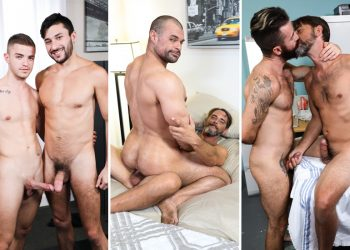 Pride Studios vids: Scott Demarco, Tom Bentley, Joe Parker, Taxx Thanatos & Brendan Patrick
