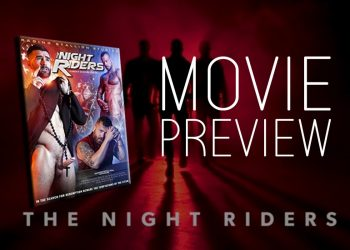 "Raging Stallion's ""The Night Riders""; a horror-thriller movie from Steve Cruz and Chi Chi LaRue"