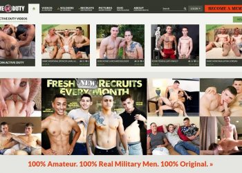 Active Duty website review