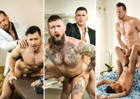 MEN update: Tyler Berg, Lukas Daken, Troy Daniels, Pierce Paris, Christian Blake and more