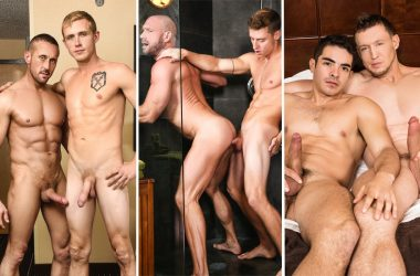 MEN update: Myles Landon, Zane Anders, Killian Knox, Pierce Paris, Cazden Hunter & more