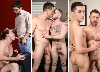 MEN update: Will Braun, Kip Johnson, Pierce Paris, Colton Grey, Tristan Jaxx & Tristan Hunter