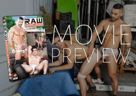 "A first look at ""Raw Workloads"" from Hot House; Arad Winwin goes bareback"
