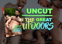 Uncut in the Great Outdoors: 10 hot and hung men fuck in Lucas Entertainment's latest movie