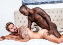 """Avatar Akyia and Wesley Woods flip-fuck in Noir Male's """"You Get What You Pay For"""""""