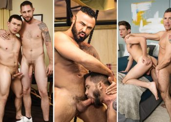 MEN update: Matt Wellington, Micky Jr, Jessy Ares, Tyler Berg, Dean Phoenix & Michael DelRay