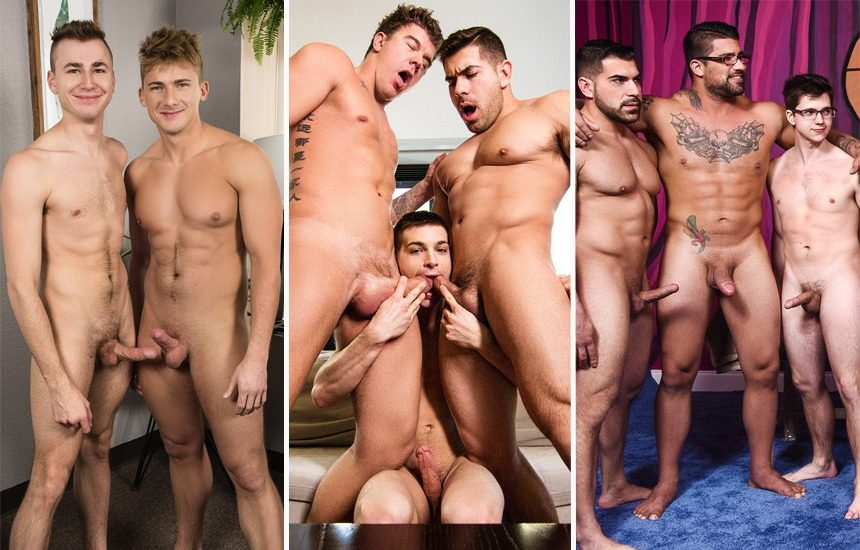 MEN update: Jake Porter, Zander Lane, Damien Stone, JJ Knight, Johnny Rapid & more