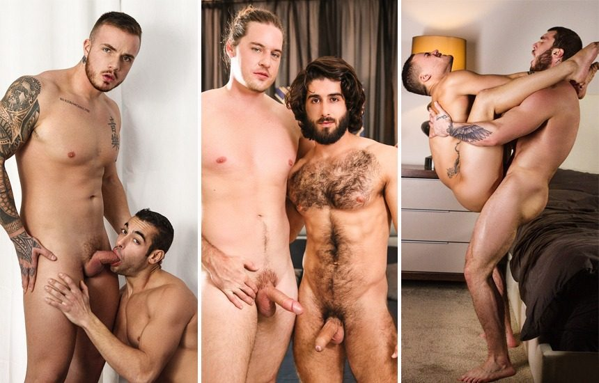 MEN update: Theo Ross, Jack Kross, Diego Sans, Kip Johnson, William Seed and Beaux Banks