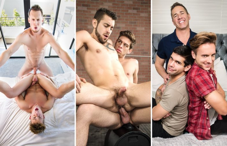 MEN update: Pierce Paris, Jake Porter, Dante Colle, Dean Phoenix, Bar Addison & more