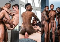 Noir Male update: Jason Vario, Jackson Reed, Rocco Steele, Liam Cyber and more