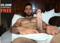Straight hitchhiker Argos takes a big cock up his tight hole at Str8 Chaser