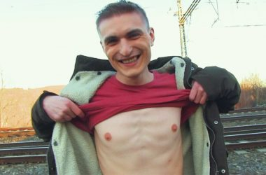 "Young Euro boy Metodej gets his ass fucked in ""Czech Hunter #420"""