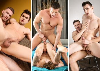MEN update: Johnny Rapid, Mac Savage, Bruce Beckham, Darron Bluu, Tristan Jaxx & more