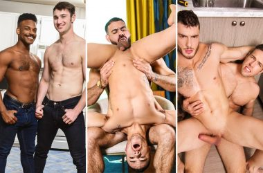 MEN update: Adrian Hart, Michael Boston, Ricky Larkin, Beaux Banks, Alex Mecum, William Seed