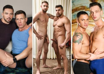 MEN update: Bruce Beckham, Shane Jackson, Matt Wellington, Dominic Pacifico & more