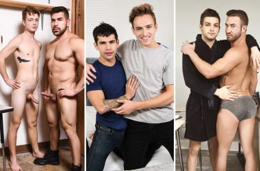 MEN update: Troy Thomas, Damien Stone, Bar Addison, Ty Mitchell, Johnny Rapid, Grant Ryan