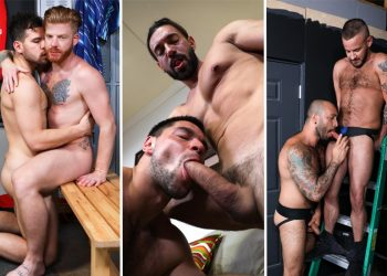 Pride Studios update: Angel Ventura, Bennett Anthony, Aspen, Julian Torres and more
