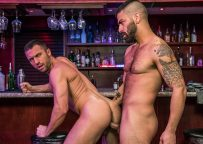 """Bearded top Adam Ramzi pounds Colby Tucker in """"Don't Tell My Wife"""" part two"""