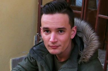 Czech Hunter #424: Straight boy sucks dick, gets fucked & ends up with a cum face