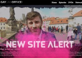 New Site Alert: Gay Law Office