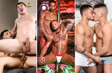 MEN update: Johnny Rapid, Michael Boston, Beaux Banks, Jake Porter and more