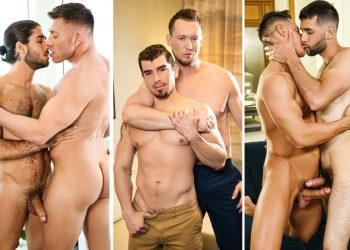 MEN update: Diego Sans, Bruce Beckham, Pierce Paris, Jeremy Spreadums, Jax and Argos