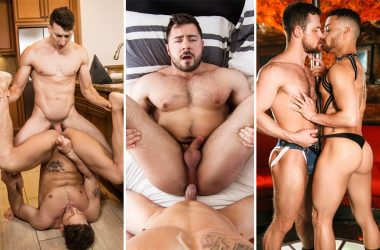 MEN update: Roman Todd, Michael Jackman, William Seed, Derek Bolt, Beaux Banks & more