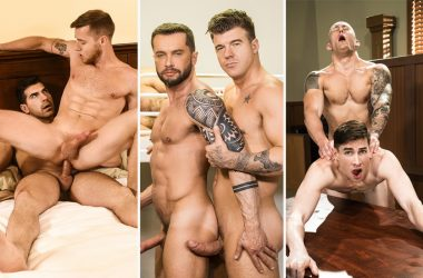 MEN update: Damien Stone, JJ Knight, Tyler Berg, Jack Hunter, Trevor Laster & more