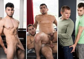 Next Door update: Hunter Knox, Carter Woods, Jeremy Spreadums, Elye Black & Princeton Price