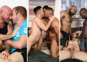 Pride Studios update: Killian Knox, Scott Riley, Jack Andy, Scott Demarco, Alessio Vega & more