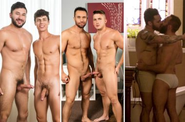 MEN update: Scott Demarco, Kaleb Stryker, Colby Tucker, Jake Porter, Matthew Camp & Levi Wolfe