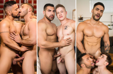 MEN update: Noel Santoro, Diego Reyes, Chris Blades, Jack Hunter, Colby Tucker & more