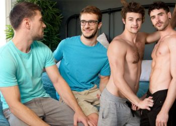 Next Door update: Cayden Stone, Charlie Pattinson, Donte Thick and Princeton Price