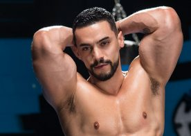 Porn star Arad Winwin signs exclusive contract with Falcon Studios Group