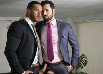 Men At Play: Dario Beck gets fucked by his boss Denis Vega