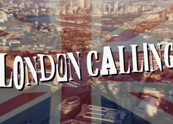 "A first look at Falcon Studios' latest gay porn movie ""London Calling"""