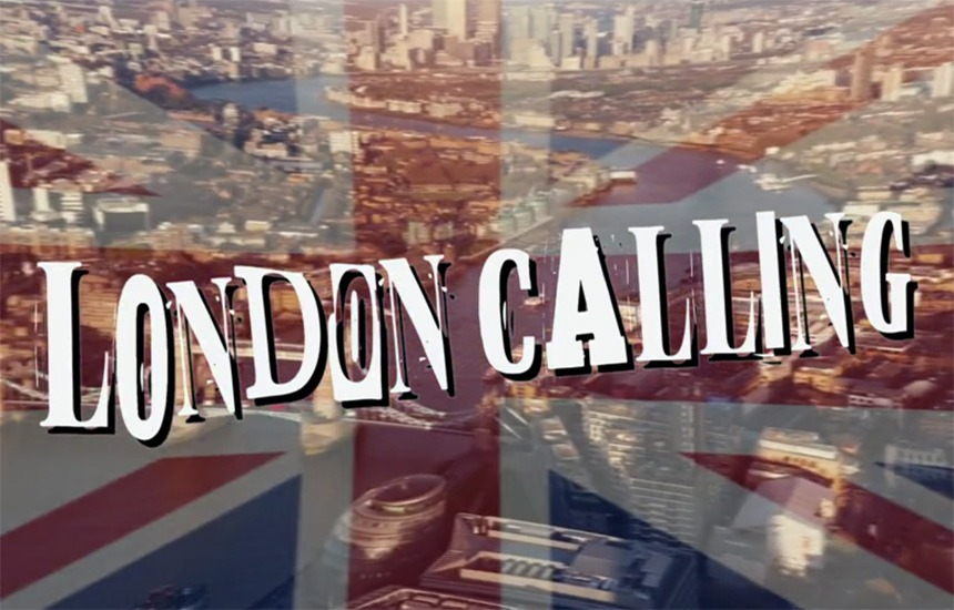 """A first look at Falcon Studios' latest gay porn movie """"London Calling"""""""