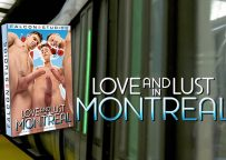 """A quick look at Falcon Studios' new movie """"Love and Lust in Montreal"""""""