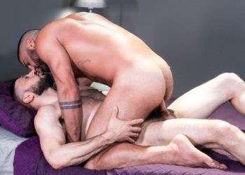 "Marco Napoli raw-fucks Sharok in ""Hot, Raw and Ready"" part 2 from Raging Stallion"