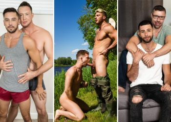Men.com: Shane Jackson, Pierce Paris, William Seed, Matthew Parker, Tristan Jaxx and Argos